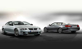 BMW индивидуализировала BMW 3-Series
