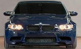 BMW облегченный седан M3