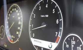 BMW обновит приборную панель ЖК-дисплеем