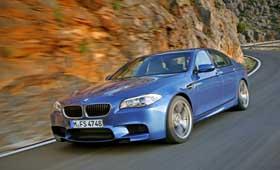 BMW объявил стоимость седана M5