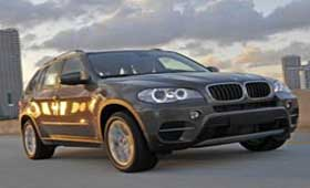 BMW отозвало почти тысячу X5 в связи с некачественной сваркой ремней безопасности