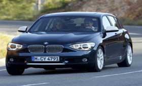 BMW оценил новую модель 1-series