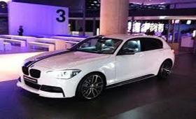 """BMW покажет во Франкфурте прототип спортивной """"единички"""""""