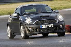 BMW показала новые фото MINI Coupe