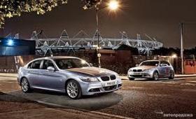 BMW представила модели, приуроченные к олимпиаде