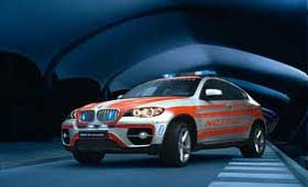 BMW представил на RETTmobil спецтехнику Emergency Vehicle