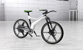 BMW представил электровелосипед Pedelec