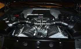 BMW продемонстрировала фотографии мотора F10 M5
