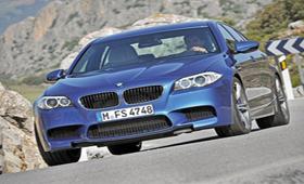 BMW произведет дизельный вариант M5