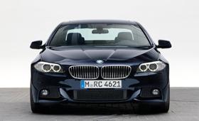 BMW протестировал «шестерку» GT в M-обвесе