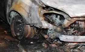 В Берлине сожжено рекордное количество машин