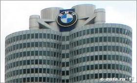 BMW расположится в «Олимпия Парк»