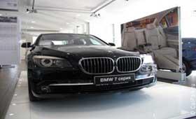 BMW сократил отрыв от основного конкурента