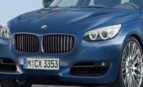 BMW 3 GT обрастает новыми деталями