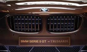 BMW 5-Series Gran Turismo Trussardi Limited Edition