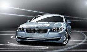 BMW 5-series Plug-in Hybrid