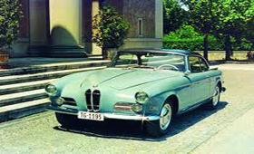 BMW 503 – пятьдесят пять лет до BMW 6-series