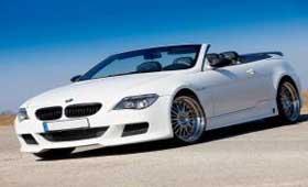 BMW 6-series приобрел от Lumma стайлинг-кит