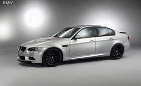 BMW M3 CRT: монстр из карбона