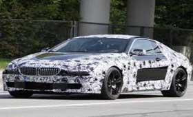BMW M6 New — тесты завершаются