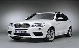 BMW X3 приобрел два новых двигателя