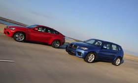 BMW X6, X5