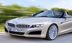 BMW Z2 определяется со своим приводом