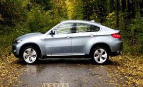 BMW отказывается от X6 Active Hybrid