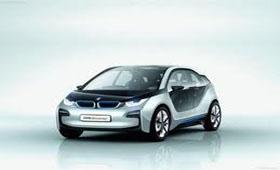 BMW i3 получит мотор от мотоцикла