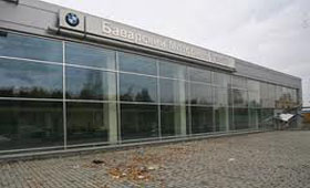В Новосибирске снесут Центр BMW