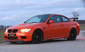 G-Power построил наиболее мощную версию BMW M3