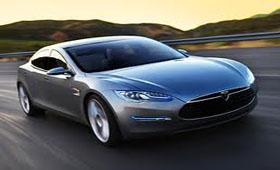 Tesla решил создать спортивный электрокар Model S