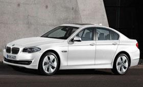 """BMW предложил новые версии """"пятерки"""""""