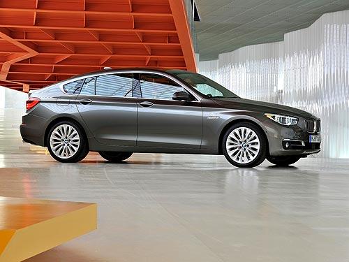 Обновление пятой серии BMW