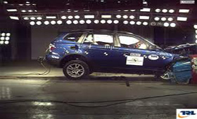Euro NCAP произвел краш-тест BMW X3