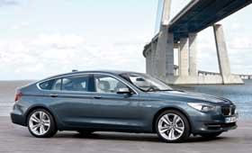 Покупатели обходят стороной BMW 5-series GT
