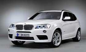 BMW создаст «горячий» паркетник