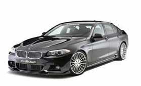 Hamann поработал над BMW 5-series