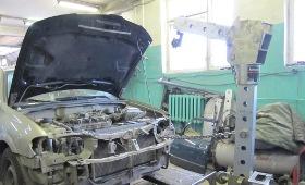 Что необходимо знать для восстановления автомобилей после аварии