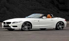 Kelleners Sport причесала BMW Z4 sDrive35is