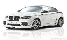 Lumma Design протюнинговала BMW X6