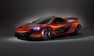 McLaren P1 презентовали возможному покупателю