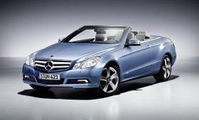 Самый быстрый и мощный кабриолет Mercedes-Benz E-Class