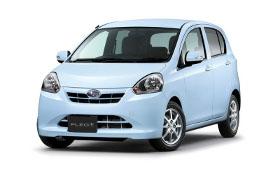 Pleo Plus – самый экономичный автомобиль от Subaru