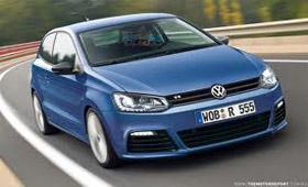 Volkswagen Polo получит литеру R