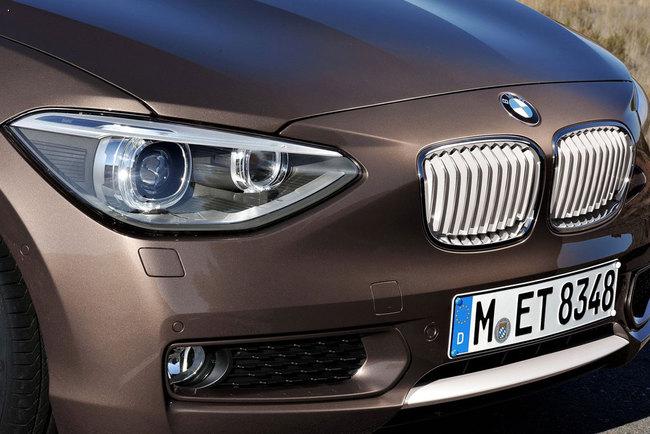 Седан BMW 1 будет выпущен в 2017 году