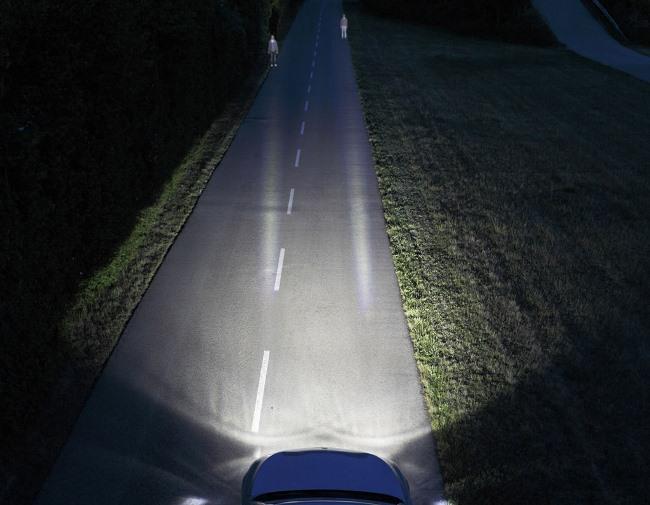 Лазерные фары на автомобилях BMW