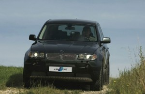 BMW X3 Hunter