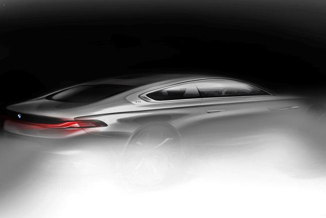 Новый концепт BMW Gran Lusso Coupe Pininfarina