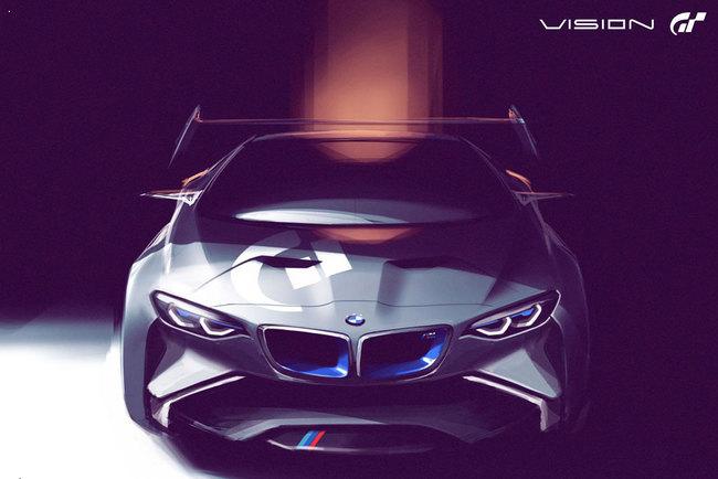 Новый концепт от BMW войдёт в Gran Turismo 6